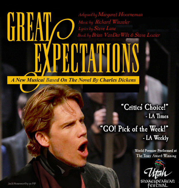 essays about great expectations